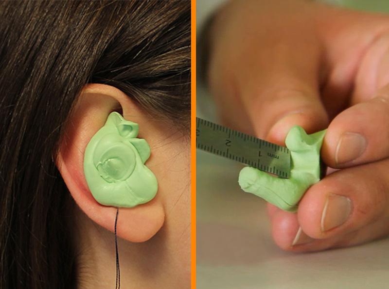 formgjutna öronproppar uppsala